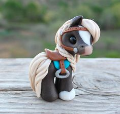 Hercules - wee pony 2017 (adopted on eBay - can't be reproduced in custom orders)