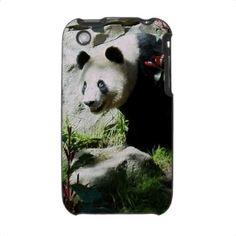 Panda Smile Speck iPhone 3 case