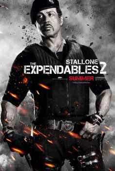 Stallone-Expendables 2