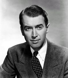 Jimmy Stewart: Nice guy, great actor.