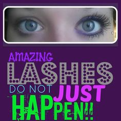 Give your lashes that WOW factor you've been dreaming of!  www.3dlashescanada.com