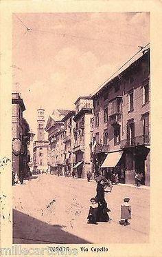 "VERONA "" PIAZZA ISOLO - STAZIONE CORRIERE "" - Non viaggiata - - EUR 1,99 | PicClick IT Verona, Case, Painting, Ebay, Italia, Pictures, Musica, Painting Art, Paintings"
