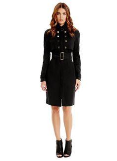 Belmont Trench Coat