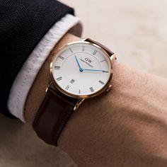 """Use code """"MYAN15"""" to get 15% off and treat yo'self when you order on www.danielwellington.com."""