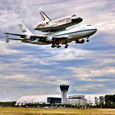 Discovery s last landing.