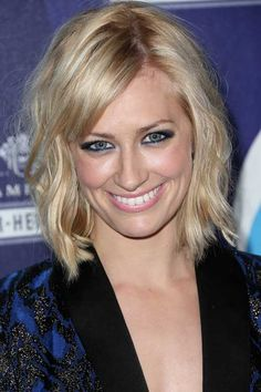 13.Celebrity Short Hairstyle