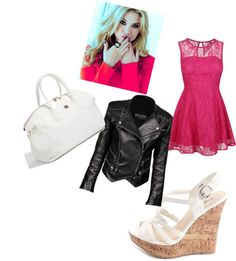 """""""hannah marin"""" by cocochanel-804 ❤ liked on Polyvore"""
