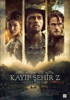 Kayıp Şehir Z izle filmi bir kaşifin kaçırılması ve bulunamaması üzerine adına kayıp Şehir Z denilen çok eski bir uygarlığı misafir eden kayıp bir şehir... http://www.hdfilmdefteri.com/kayip-sehir-z-izle-720p-full-hd/
