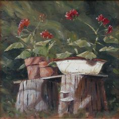 Nicholas Berger, Morning Light, oil on board, 12 X 12 inches Morning Light, Oil, Sculpture, Gallery, Board, Photography, Painting, Photograph, Roof Rack