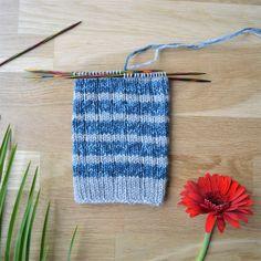 7 helppoa ideaa sukanvarteen - oikea ja nurja silmukka riittävät! Friendship Bracelets, Knitted Hats, Knitting, Pattern, Blog, Collection, Socks, Sock Knitting, Tricot