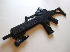This is so ridiculous » » 19 Epic LEGO Guns That Actually Work »