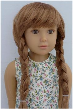 PAULETTE 2014 DOLL. THIS IS PAT HOLNES DOLL AND PAT PHOTOGRAPH.