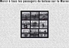 Un Bateau sur la Marne le film - (2012) Gerard Rondeau