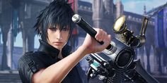 TGS 2017: Dissidia Final Fantasy NT Trailer and Noctis Confirmed
