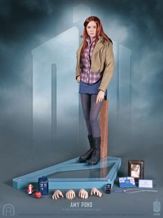 Amy Pond Action Figure<-- Do you realize how creepily awesome this thing is?