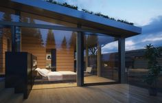 CGarchitect - Professional 3D Architectural Visualization User Community | Finland Villa/ master bedroom.