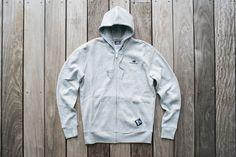 New Balance Pullover Zip Hoodie - Grey - Sneaker Politics