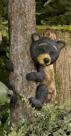 13 Best Tree Huggers Images Garden Yard Art Tree Faces