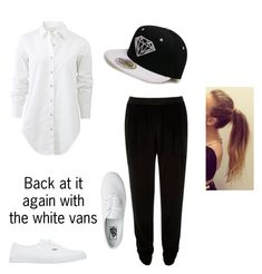 """Tomboy COLLAB {Read D}"" by persialuv ❤ liked on Polyvore featuring rag & bone, River Island and Vans"