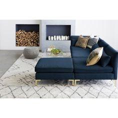 Living Room Inspiration at Beach Pretty
