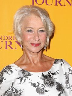 Helen+Mirren+grey+hairstyle