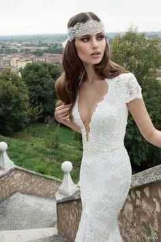 Beautiful sexy lace wedding dress! Love it