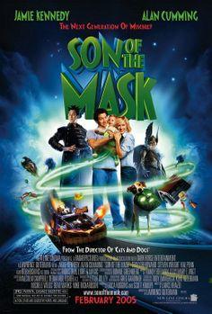 O Filho do Máscara (Son of the Mask), 2005.