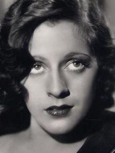 Silent film star Martha Sleeper