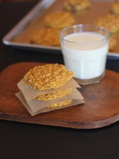 Breakfast cookies are the perfect quick and easy breakfast. Make a large batch and they will be easy to just grab and go.