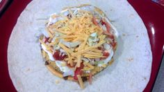 Homemade Crunchwrap Supreme Recipe - Taco Bell Inspired (Healthy and Easy Version) Eating Fast, Clean Eating Snacks, Kids Meals, Easy Meals, Homemade Chicken And Dumplings, Mini Croissants, Homemade Crunchwrap Supreme, Bacon Pasta, Recipe Filing