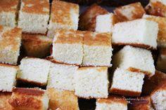 Sugar Creations by Dunja: Kokosschnitten Balkan-Art