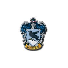 Ravenclaw Crest ❤ liked on Polyvore featuring harry potter, ravenclaw, hogwarts, accessories, fillers and backgrounds