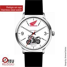 Mostrar detalhes para Relógio de pulso OTR HONDA MOTO 003