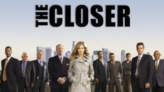"The Closer  {I will miss you Deputy Chief Brenda Leigh Johnson, your entire squad of awesomely cast detectives and officers and the murder room, your scenes with Fritzy, the late Kitty & Joel, your sweets addiction, and your ""Thank you, thank you so much.""}"