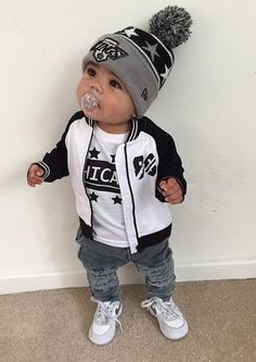 Baby Boy Fashion - A board for adorable baby boy clothes! Cute baby clothes for summer, fall, winter, and spring! Cute Baby Boy Outfits, Baby Boy Swag, Kid Swag, Cute Baby Clothes, Clothes Swag, Toddler Outfits, Baby Boy Fashion, Toddler Fashion, Kids Fashion