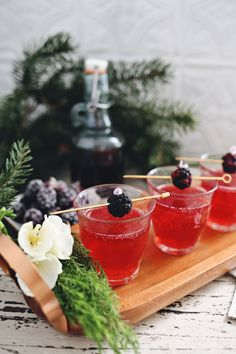Blackberry Ginger Fi