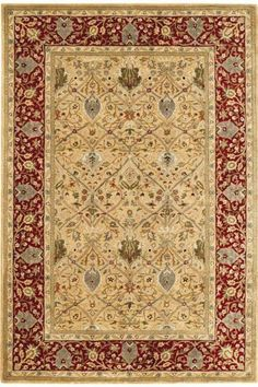 Or this one too but it looks like it has green in it... Brighton Area Rug - Wool - Traditional - Rugs | HomeDecorators.com