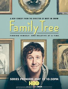 Chris O'Dowd in Family Tree.  Good!