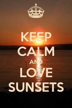 Wie houdt er nu niet van een mooie zonsondergang, check ons bord: zon, voor meer mooie zonnen
