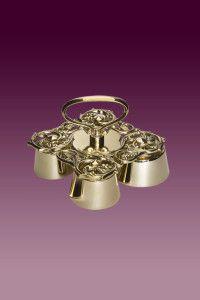 Dzwonek kościelny D 169 mosiężny http://www.sacrum.com.pl/oferta/dzwonki-koscielne/