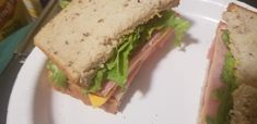 Jen's Super Sandwhich Sandwiches, Recipes, Food, Rezepte, Food Recipes, Paninis, Meals, Recipies, Recipe