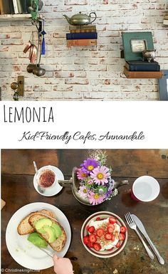 Lemonia Cafe Annandale via christineknight.me