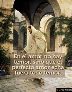 En el amor no hay temor