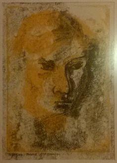Druck - Porträt Sabine - v. skonea