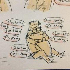 sad messy doodles from my sad messy heart #comic #vent #bmc #bemorechill #jeremyheere #michaelmell #myart