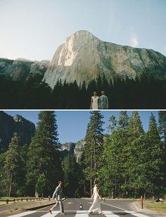 Elopement at Yosemite National Park