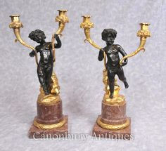 Bronze Candelabras - Everything You Should Know from Canonbury Antiques