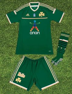 Panathinaikos 2014-15 Home Shirt