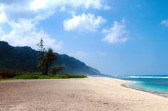 JEKA Photography: Mokule'la Beach (Army Beach) Ohau / Hawaii / Beach / Pacific / HI