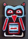 Check out student artwork posted to Artsonia from the NorthWest Coast Totems project gallery at Alum Creek Elementary School. Native American Projects, Native American Totem, American Indians, Art Lessons For Kids, Art Lessons Elementary, Totem Pole Art, Totem Poles, Animal Art Projects, Indigenous Art
